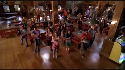 Camp Rock 2 - Cant Back Down (full Music Video) Hd