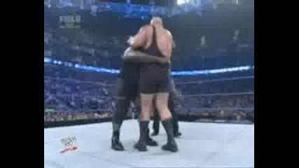 WWE Smackdown   Big Show Vs. Mark Henry