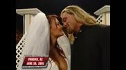 Кейн проваля Сватбата на Острието и Лита - Wwe Raw 2005