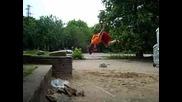 back flipp ;