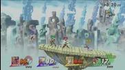 E3 2014: Super Smash Bros. U - Tournament Stream Round 1