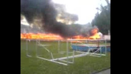 - Футболен Стадион Гори