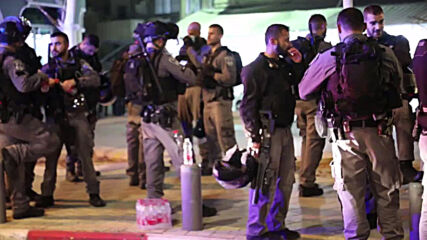 Israel: Fires, large police presence after clashes break out at Jaffa protests following assault on rabbi