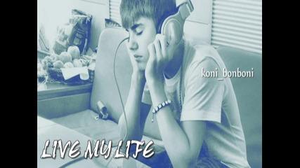 Ц Я Л А Т А ! Far East Movement feat. Justin Bieber - Live my life / Превод ..