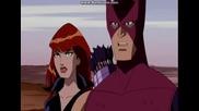 Отмъстителите: Най-могъщите герои на Земята / Хълк в битка с Черната Вдовица и Ястребовото Око