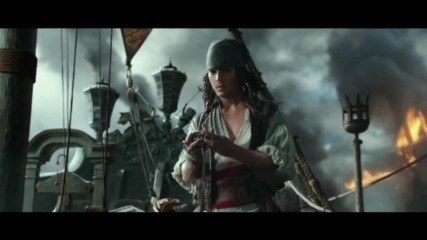 New Pirates of the Caribbean - Dead Men Tell No Tales - Official Trailer #3 + Превод!