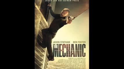"""Правенето на """" Механикът - Трейлър"""" на снимачната площадка с много диви сцени"""
