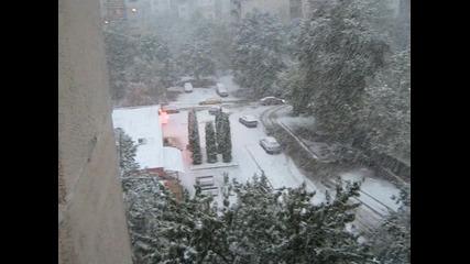 Ebasi snega