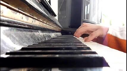 Бяла Тишина - пиано кавър