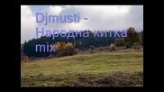 Djmusti - народна китка mix