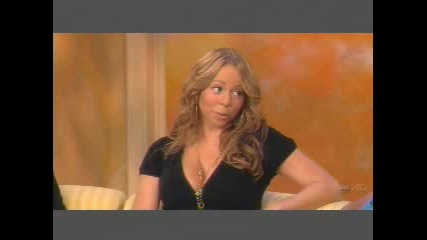 Mariah Carey @ The View 23.10.2007