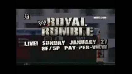 Royal Rumble 2008 Promo !