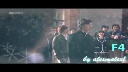 Boys over Flowers F4 Merry Christmas b_a_d , korea_pop_snsd and cwety_light12