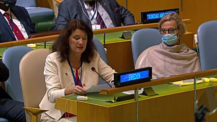 UN: 'You can rely on us' - German president addresses UNGA