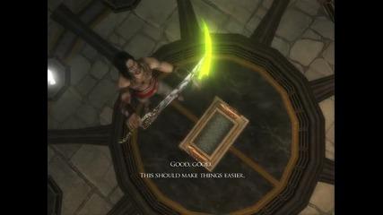 Prince of Persia warrior within walkthrough part 70 (water sword)