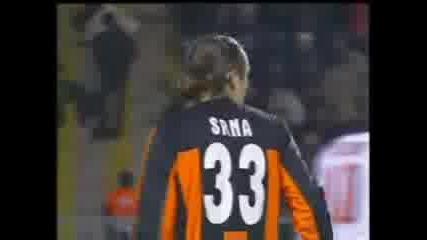 Shakhtar - Milan - 06.11.07
