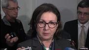 Бъчварова: Ако се наложи, армията отива на границата