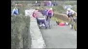 Смешни Колоездачи