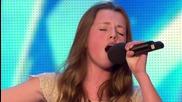 12-годишна Сладурана изправи журито и публиката на крака - Britain's Got Talent 2015