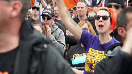 Australia: 150,000 workers rally in Melbourne to demand fairer pay