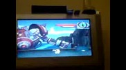 Ben 10 Forever knight robot boss ps2