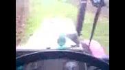 traktorist ot brestovene