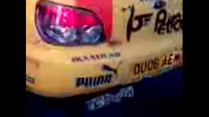 Rally Burgas - 21.11.2006 (clip1)