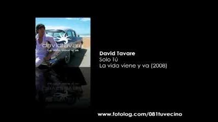 David Tavare