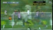 Барселона - Севилия 3:2, Санчес (94)