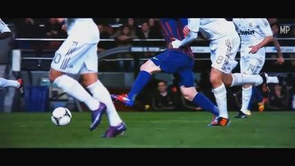 Най-доброто от Lionel Messi за 2012 година ..