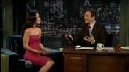 Megan Fox - Interview With Jimmy Fallon
