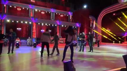 Dancing Stars - Волната програма на Дарин Ангелов и Атнас Месечков (01.04.2014г.)