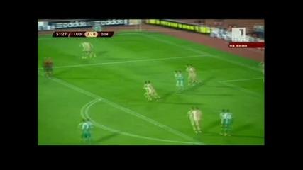 Лудогорец унижи Динамо Загреб с 3-0