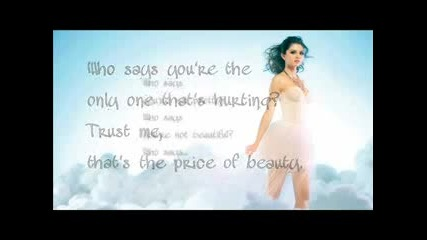 Selena Gomez - Who Says Lyrics On Screen New Single 2011