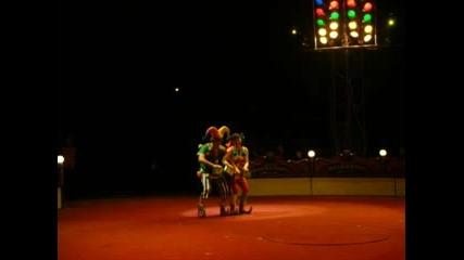 Програма На Цирк Балкански 2008