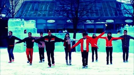 Nsync - Merry Christmas, Happy Holidays ( Choreography)