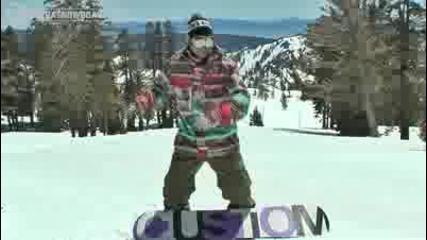 Snowboarding Trick Tips 180 Basics