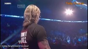 Edge Returns to Smackdown 4/22/11 Hd