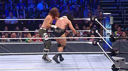 Drew McIntyre vs. Sami Zayn: SmackDown, Oct. 22, 2021
