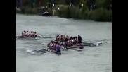 Oxford Summer Eights 2004 - Chch Crash