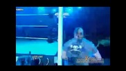 Monday Night Raw 21.2.11 Triple H се завръща и предизвиква The Undertaker за мач на Wrestlemania 27
