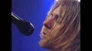 Nirvana - Where Did You Sleep Last Night [ Високо Качество ] + Превод