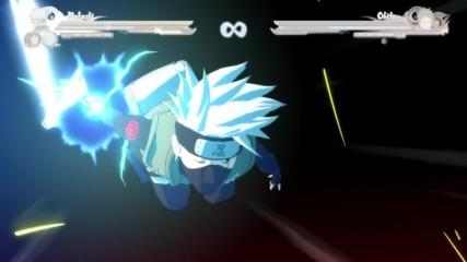 Naruto Shippuuden Ultimate Ninja Storm 4 Епизод 03