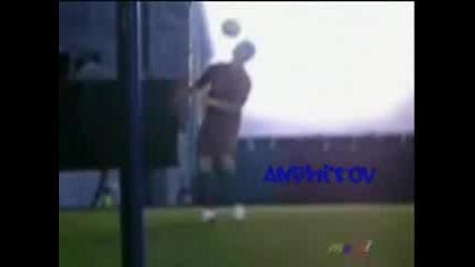 Cristiano Ronaldo Freestyler