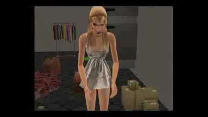 Fergie - Big Girls Dont Cry (Sims 2)