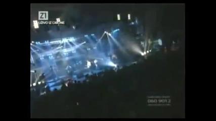Halid Beslic - Cudna jada od Mostara grada - (Live) - (Cibona Zagreb 2008)
