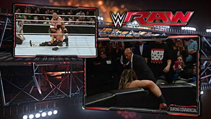 Triple H vs. Dolph Ziggler: Raw, March 14, 2016 (Full Match)