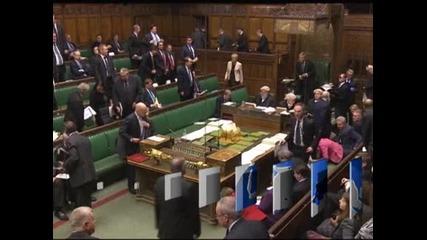 Великобритания е решила да признае сирийската опозиция за единствен представител на страната