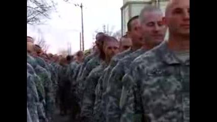 Войнишки танц