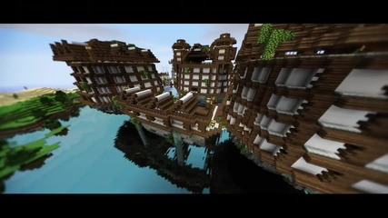 Minecraft Cinematic Effects 4 [minecon]